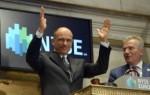 Letta dopo il suo discorso alla NYSE